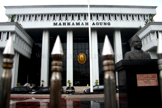 Gedung MA. Foto: RES