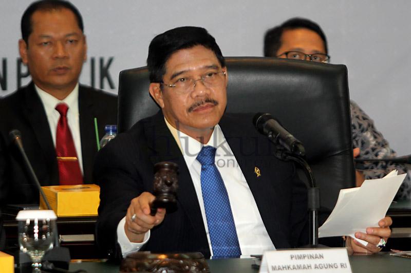 Ketua MA, Hatta Ali. Foto: RES