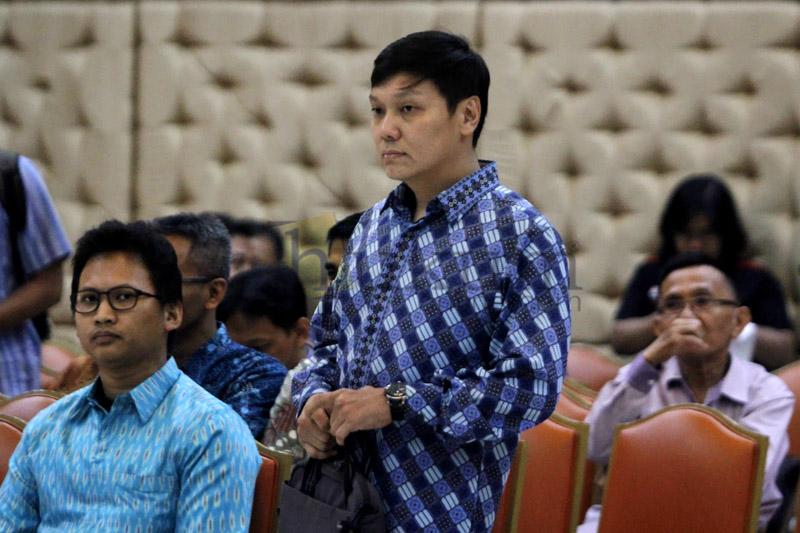 Capim KPK, Surya Tjandra Jalani Tes Wawancara