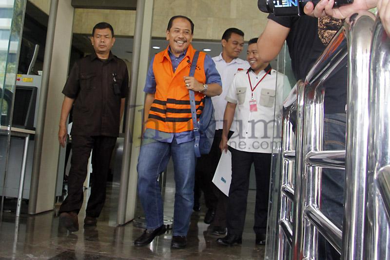 Eks Wali Kota Makassar Jalani Pemeriksaan