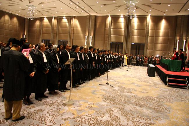 Pendidikan Profesi Advokat Wajib Penuhi Kerangka Kualifikasi Nasional Indonesia