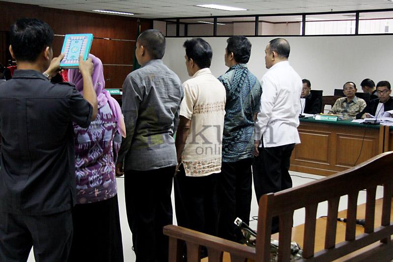 Sidang Suryadharma Ali Agendakan Pemeriksaan Saksi