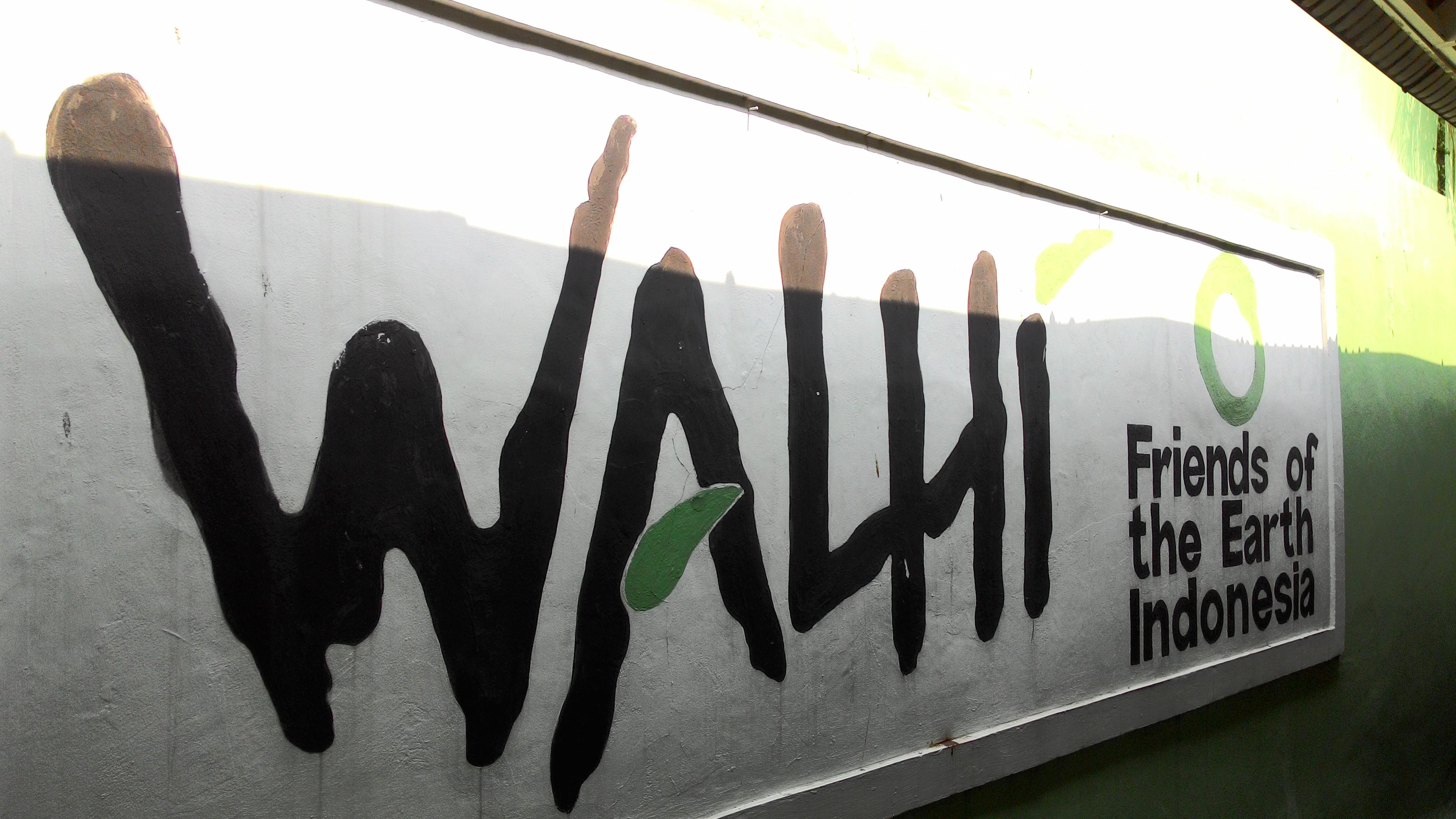 WALHI. Foto: Hol.