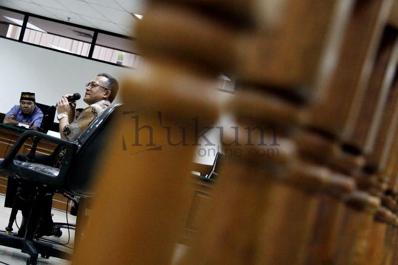 Ketua dan Hakim PTUN Medan Bersaksi