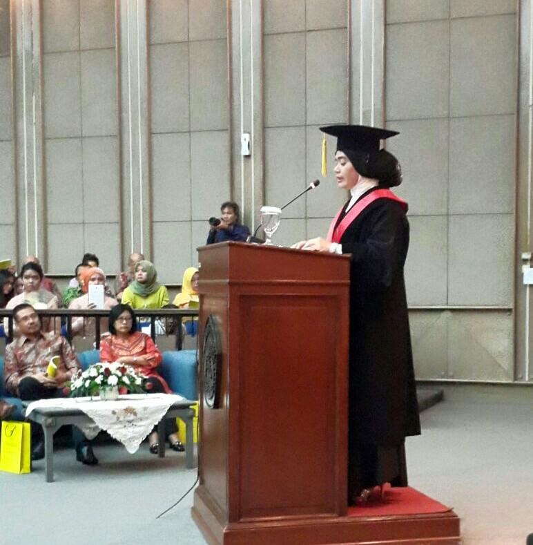 Prof Melda Kamil Ariadno: Menuju Kejayaan Indonesia Menjadi Negara Poros Maritim Dunia