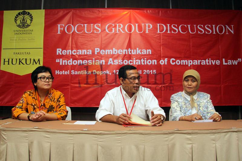 ADPHI, Sarana Diskusi Sekaligus Kontribusi Bagi Hukum Indonesia