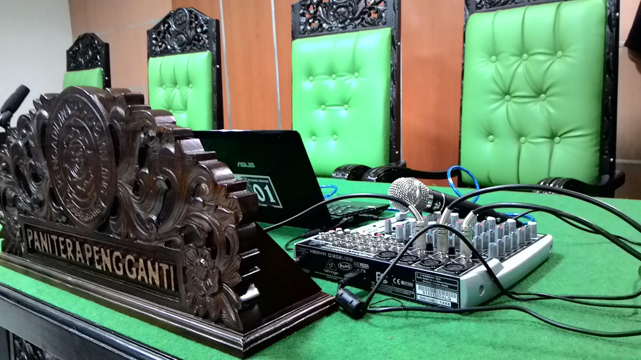 Mengintip Aplikasi Audio to Text Recording di PA Kabupaten Malang