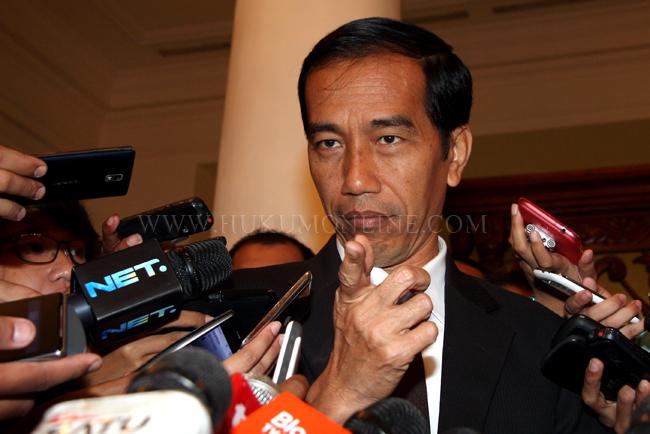 Presiden Jokowi. Foto: RES