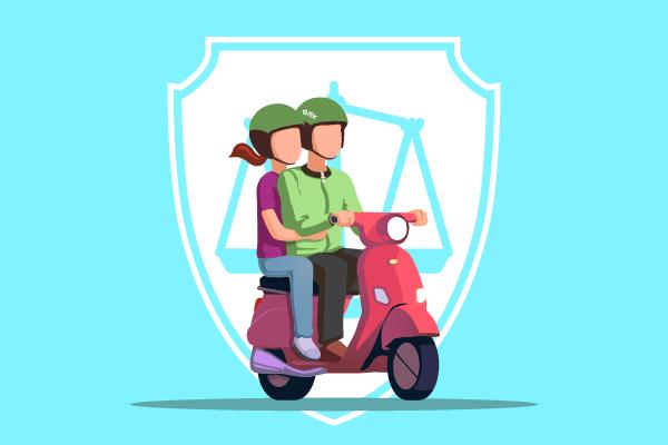 Perlindungan Hukum Bagi Driver Ojek Online