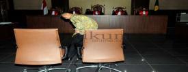 Ketua PTUN Medan Dituntut 4 Tahun Penjara