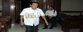 Politikus PDIP Adriansyah Divonis 3 Tahun Penjara
