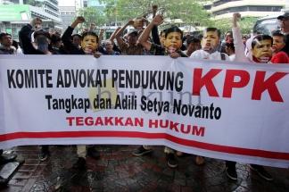 Komite Advokat Minta KPK Usut Kasus Setya Novanto
