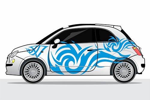 Apakah Mengubah Warna Termasuk Modifikasi Kendaraan Bermotor?