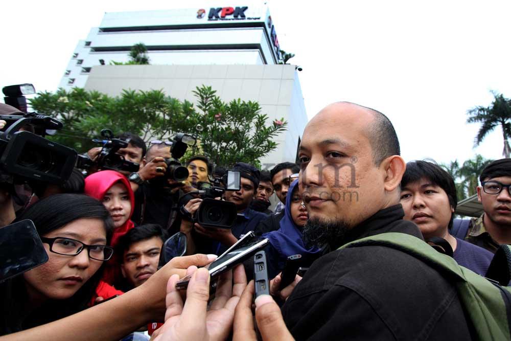 Praperadilan Korban 'Ancam' SKPP Novel Baswedan