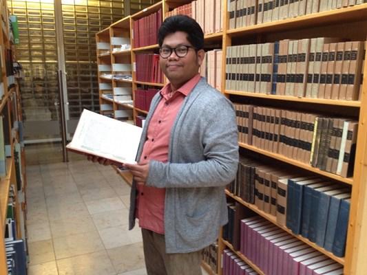 """Melacak Jejak Orang """"Bumiputera"""" yang Belajar Hukum di Leiden"""