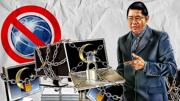 Meski Diatur UU ITE, Pemerintah Diminta Berdialog Sebelum Blokir Situs