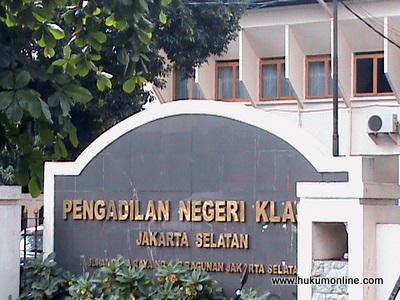 Pengadilan Negeri Jaksel. Foto: RES