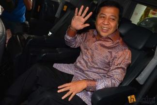 Akhirnya, Setya Novanto Penuhi Panggilan Kejagung