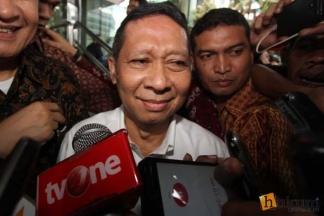 Jantung Membaik, RJ Lino Jalani Pemeriksaan di KPK