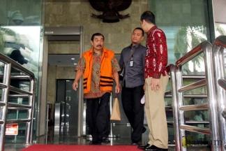 Eks Ketua DPRD Sumut Diperiksa KPK
