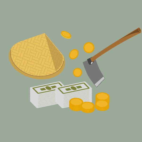 Aturan Tentang Pembulatan Harga Barang di Supermarket