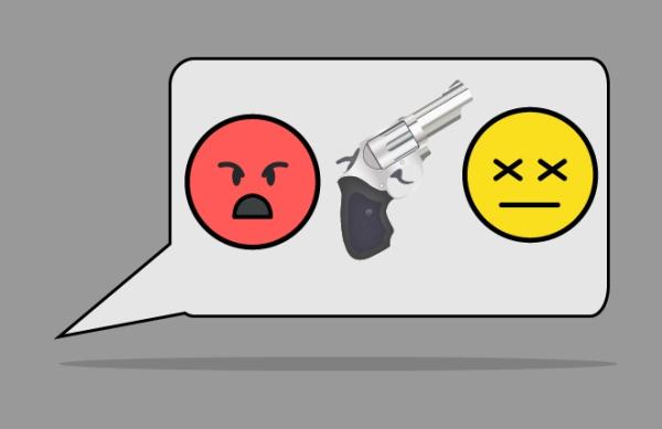 Hati-Hati! Mengirim Emoji Bisa Dipidana
