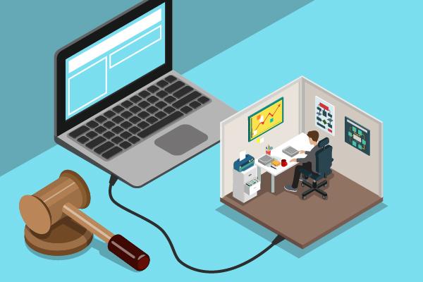Adakah Larangan Membuka Kantor Hukum Secara Virtual Office?