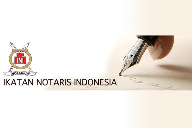 Logo Ikatan Notaris Indonesia. Foto: www.ikatannotarisindonesia.or.id