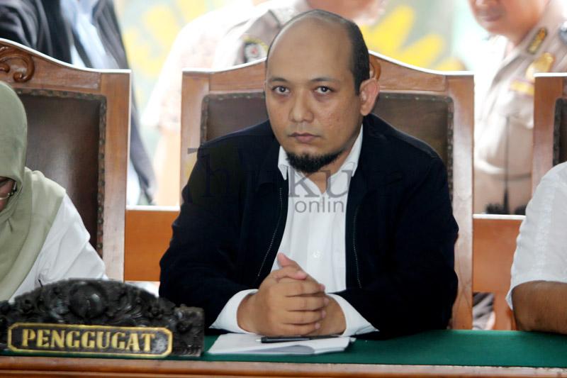 Hakim Putuskan SKP2 Novel Baswedan Tidak Sah