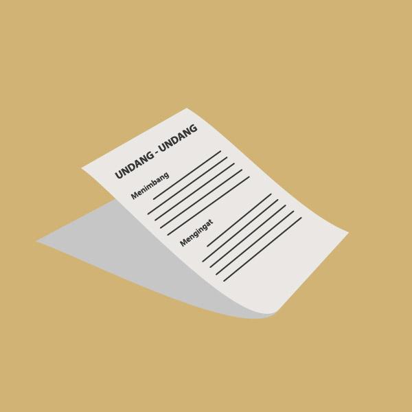 Arti 'Menimbang' dan 'Mengingat' Dalam Peraturan Perundang-Undangan