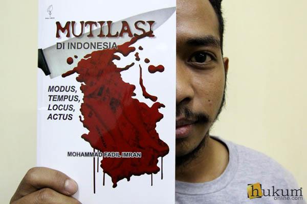 Mutilasi dalam Catatan Polisi
