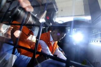 Enam Anggota DPRD Muba Ditahan KPK