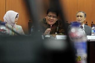 Ombudsman RI, MA, dan KY Berdialog Seputar Kondisi Peradilan Indonesia