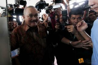 Gubernur Sumsel Diperiksa Penyidik Jampidsus