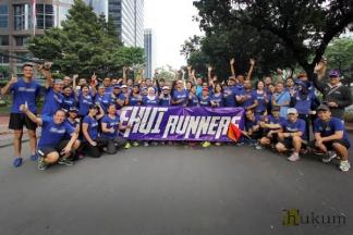 FHUI Runners Gelar Lari 5K