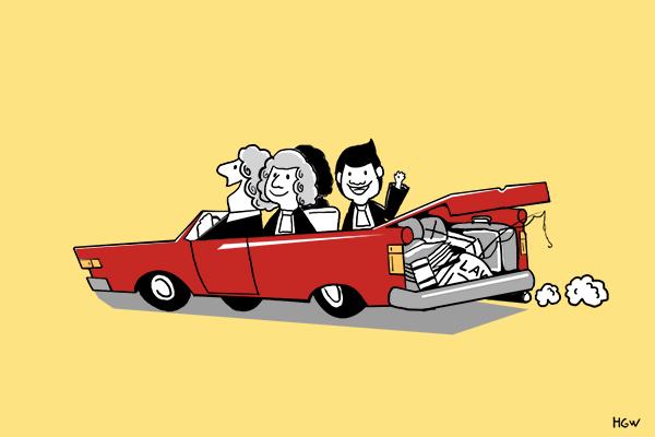 Alami Kecelakaan Pas Liburan Pakai 'Mobil Rental'? Simak Penjelasan Hukumnya