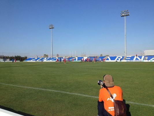 Laga Terakhir, PERADI FC Kalah Tipis dari Tim Advokat Maroko