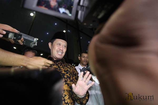 Ketua KY Sambangi KPK