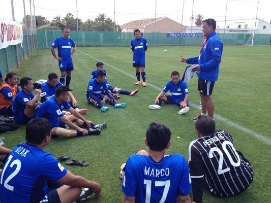 Tujuh Pertandingan, PERADI FC Cetak 9 Gol