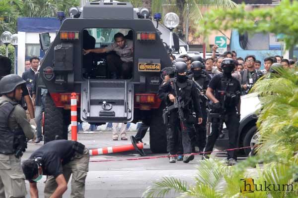 Perluasan Pidana Teroris Mesti Diterapkan Secara Hati-Hati