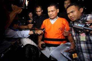 Panitera PN Jakut Langsung Ditahan KPK