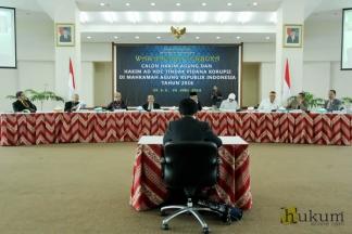 KY Gelar Seleksi Wawancara Calon Hakim Agung