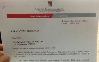 Gawat! Dosen FH Universitas Lambung Mangkurat Ketahuan Palsukan Ijazah