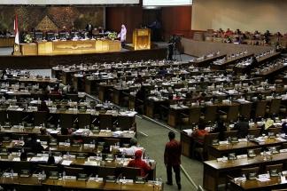 Keraguan Masyarakat Jadi 'Cambuk' Pimpinan KPK Jilid V