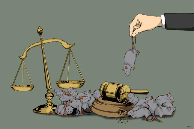 Sentralistis Bikin MA Rawan Korup