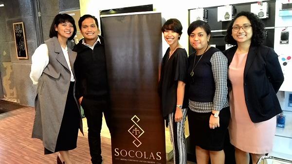 Socolas, Wadah Corporate Lawyer Berikan Bantuan Hukum Pro Bono