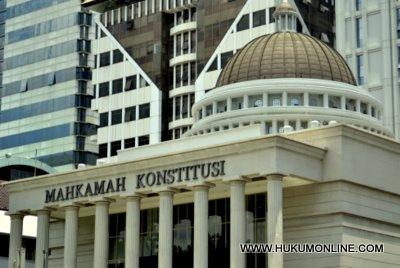 Gedung Mahkamah Konstitusi Republik Indonesia. Foto: RES