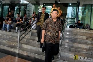 KPK Periksa Empat Hakim Pengadilan Jakarta Utara