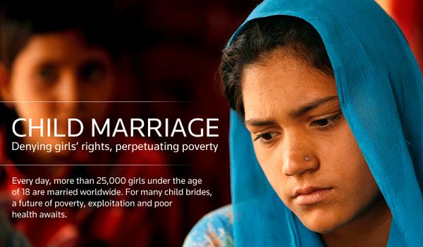 Kasus Perkawinan Anak di Indonesia Tertinggi se-Asia Pasifik