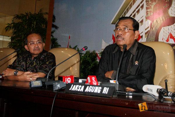 Jaksa Agung Persoalkan Kewenangan KPK Eksekusi Putusan Inkracht